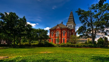 Auburn University campus HDR