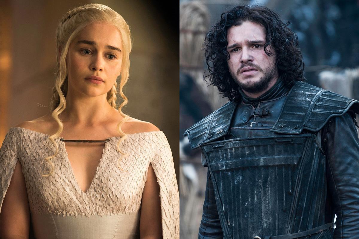 what relation is jon snow to daenerys targaryen