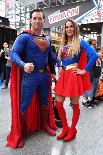 Superman Cosplay