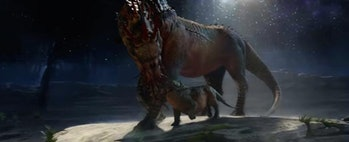The Graphorn in 'Fantastic Beasts and Where to Find Them'