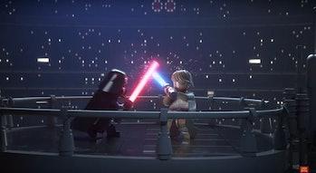 Still from 'Lego Star Wars: The Skywalker Saga'