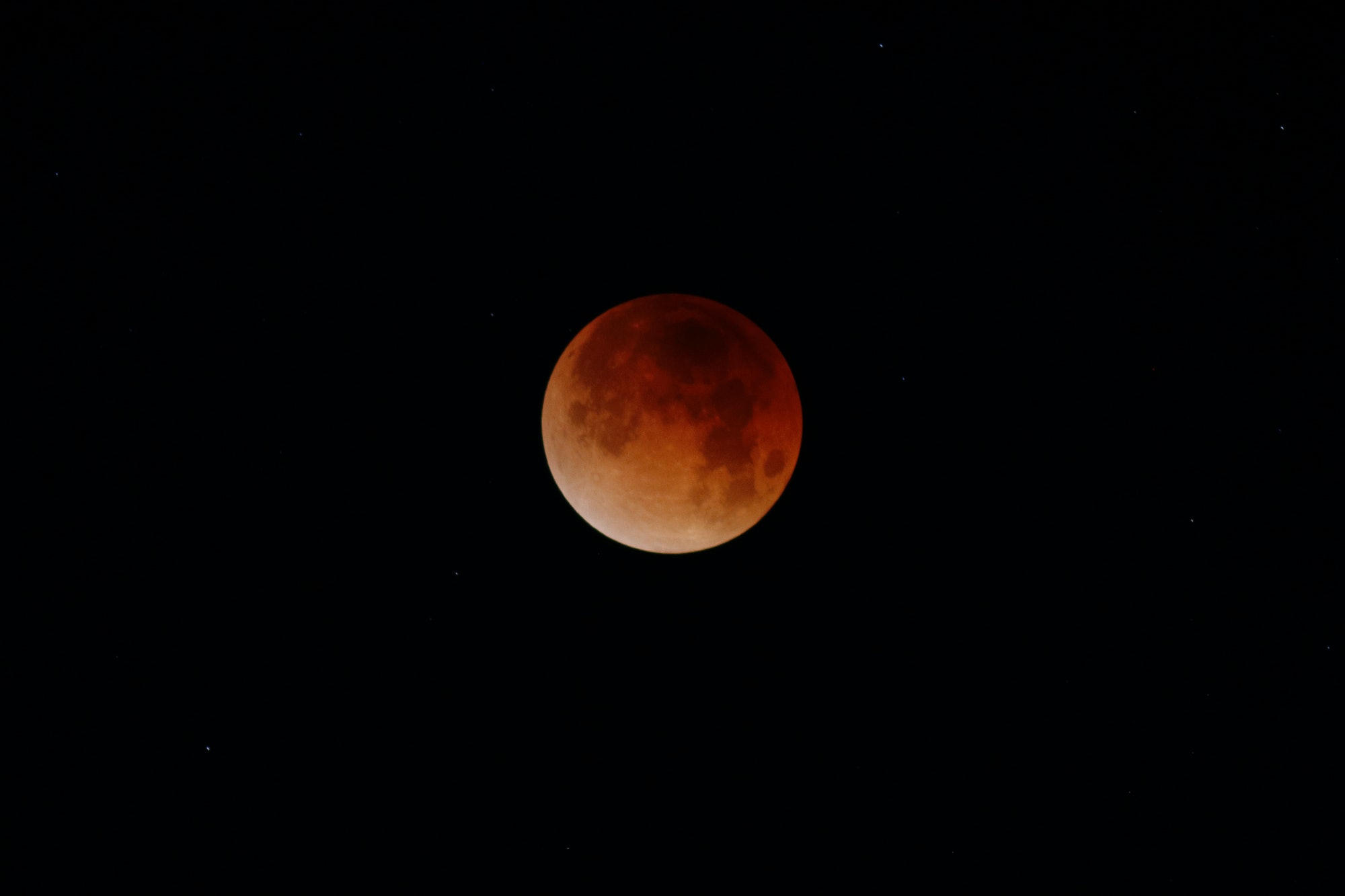 Supermoon/Blue Moon/Eclipse/Blood Moon 1/31/2018