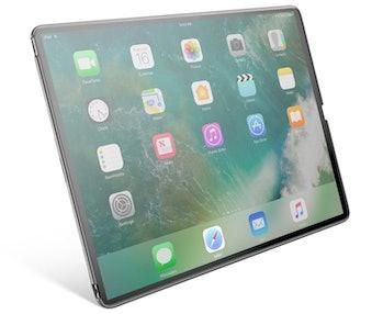 iPad rendering.