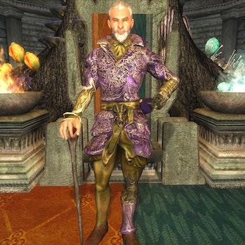 Elder Scrolls Sheogorath