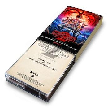 Stranger Things Cassette