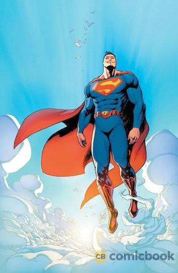Superman New Costume Rebirth
