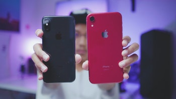 iPhone XR: now with two lenses?
