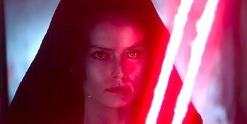 Dark Rey star wars 9 spoilers
