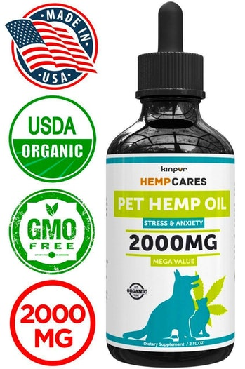 HempCares Hemp Oil