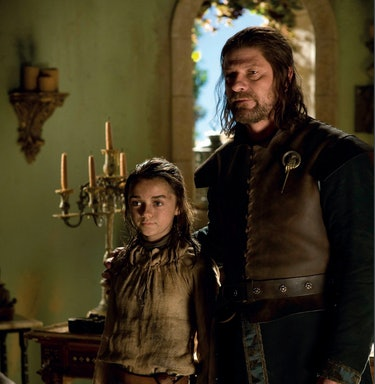 A photo from Season 1 of 'Game of Thrones.'