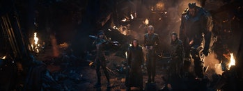 We finally see the Black Order.