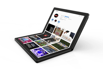 lenovo foldable pc