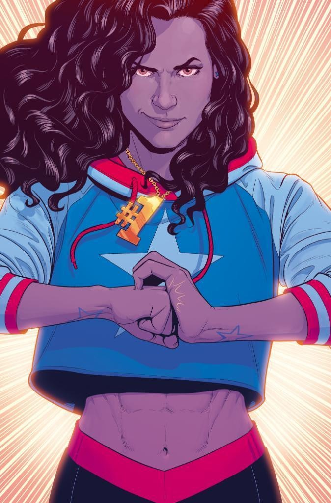 Miss America #1 from Marvel Comics