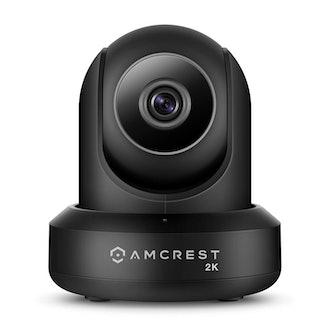 Amcrest UltraHD 2K (3MP/2304TVL) WiFi Video Security IP Camera