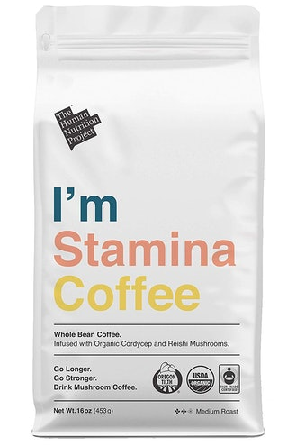 I'm Stamina Coffee | Organic Nootropic Mushroom Coffee
