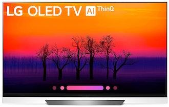 LG OLED65E8PUA 65-Inch 4K Smart TV