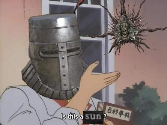 dark souls pigeon meme