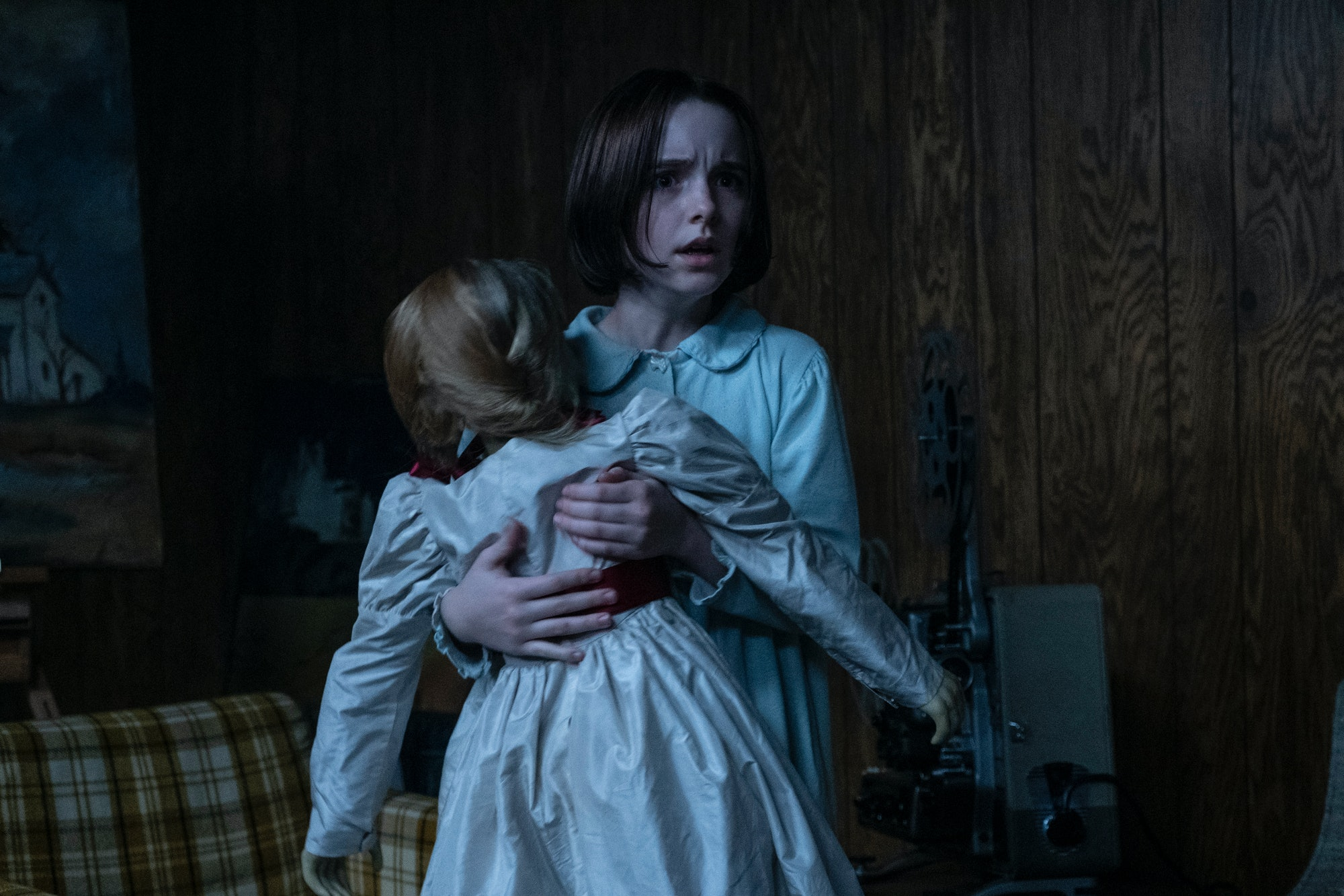 Annabelle Comes Home Mckenna Grace