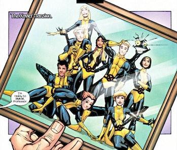 New Mutants X-Men Marvel