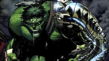 Thor Hulk Gladiator