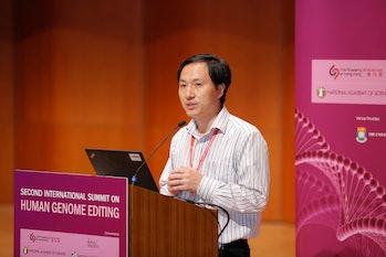He Jiankui, CRISPR