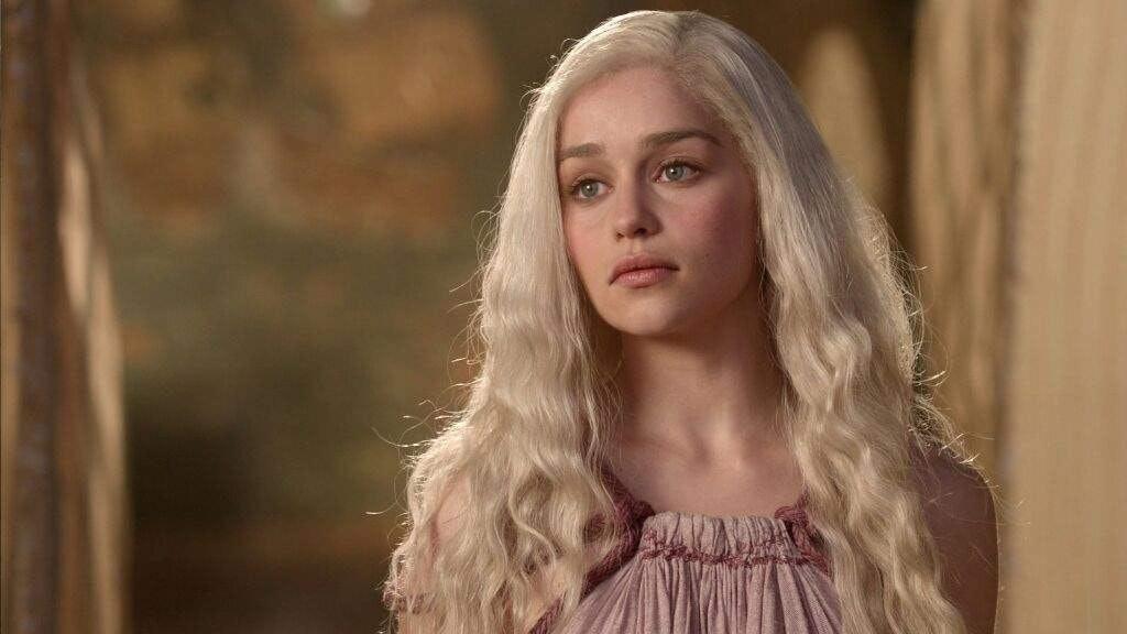 Daenerys in 'Game of Thrones' Season 1