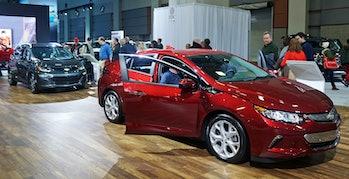 Chevrolet Bolt & Volt WAS 2017 1553