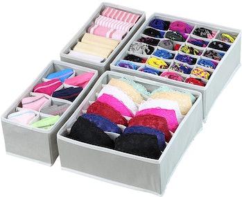 Simple Houseware Underwear Organize