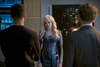 Killer Frost doesn't have time for romance.