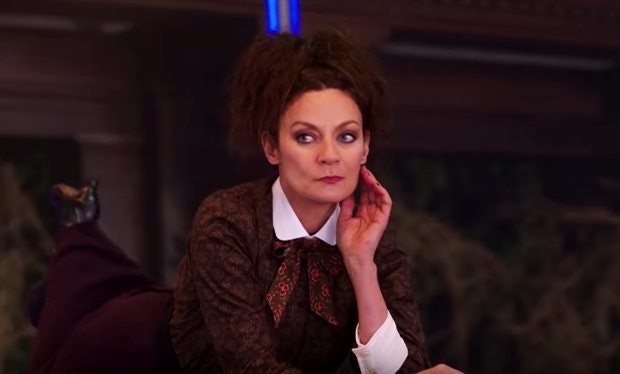 Missy is slated to return this season. Is she in the vault?