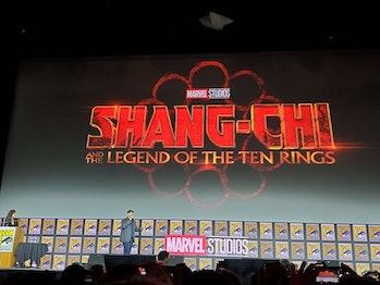 Shang-Chi Marvel Phase 4