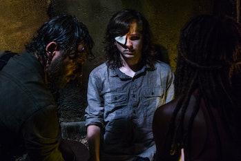 The Walking Dead Mid-season finale