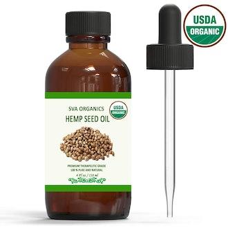 SVA Organics Organic Hemp Seed Oil
