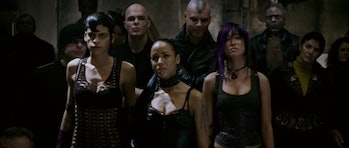 The Omegas as they appeared in 'X-Men: The Last Stand'