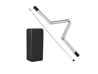 Collapsible Reusable Straw With Cleaner & Case