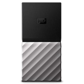 WD 2TB My Passport SSD Portable Storage