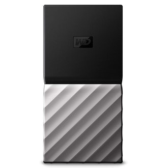WD 2TB My Passport SSD Portable Storage
