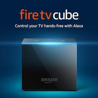 Fire TV Cube 4K streaming media player