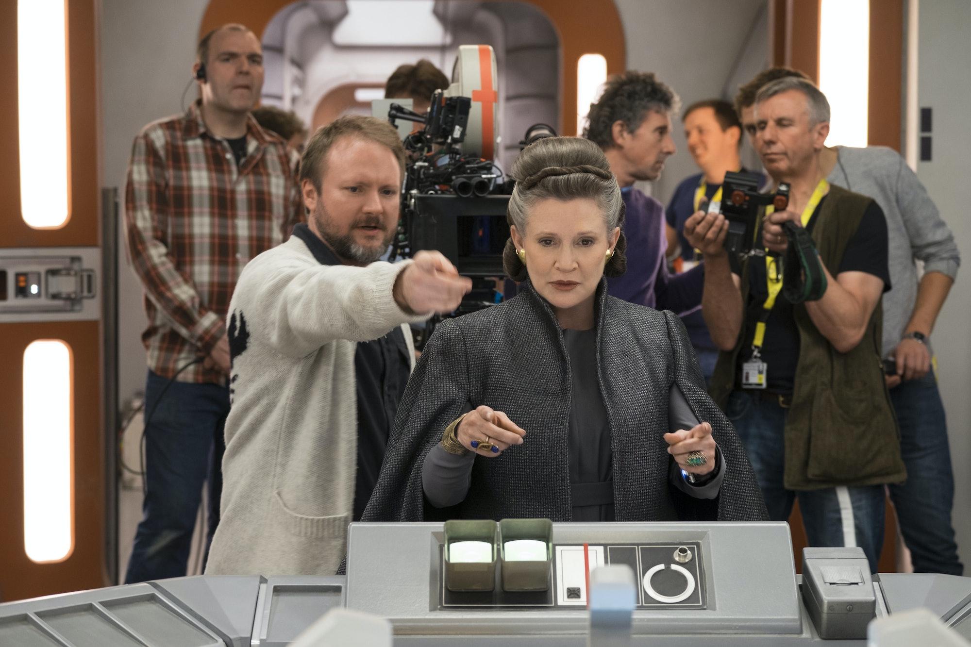 Star Wars The Last Jedi Rian Johnson