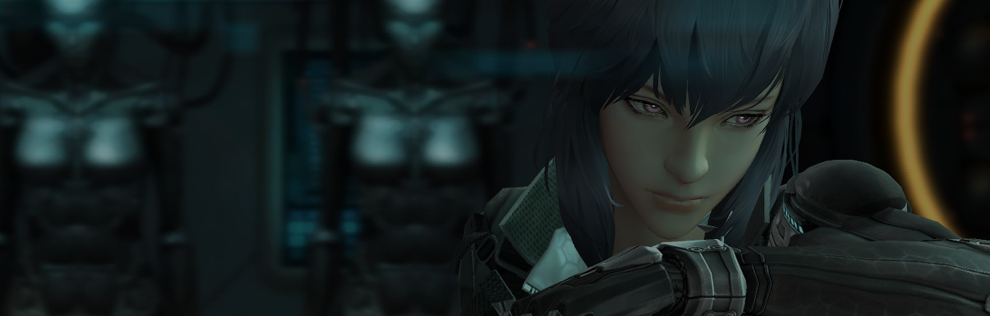 Ranking The Only 4 Ghost In The Shell Video Games