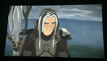 'The Dragon Prince' Season 3 footage