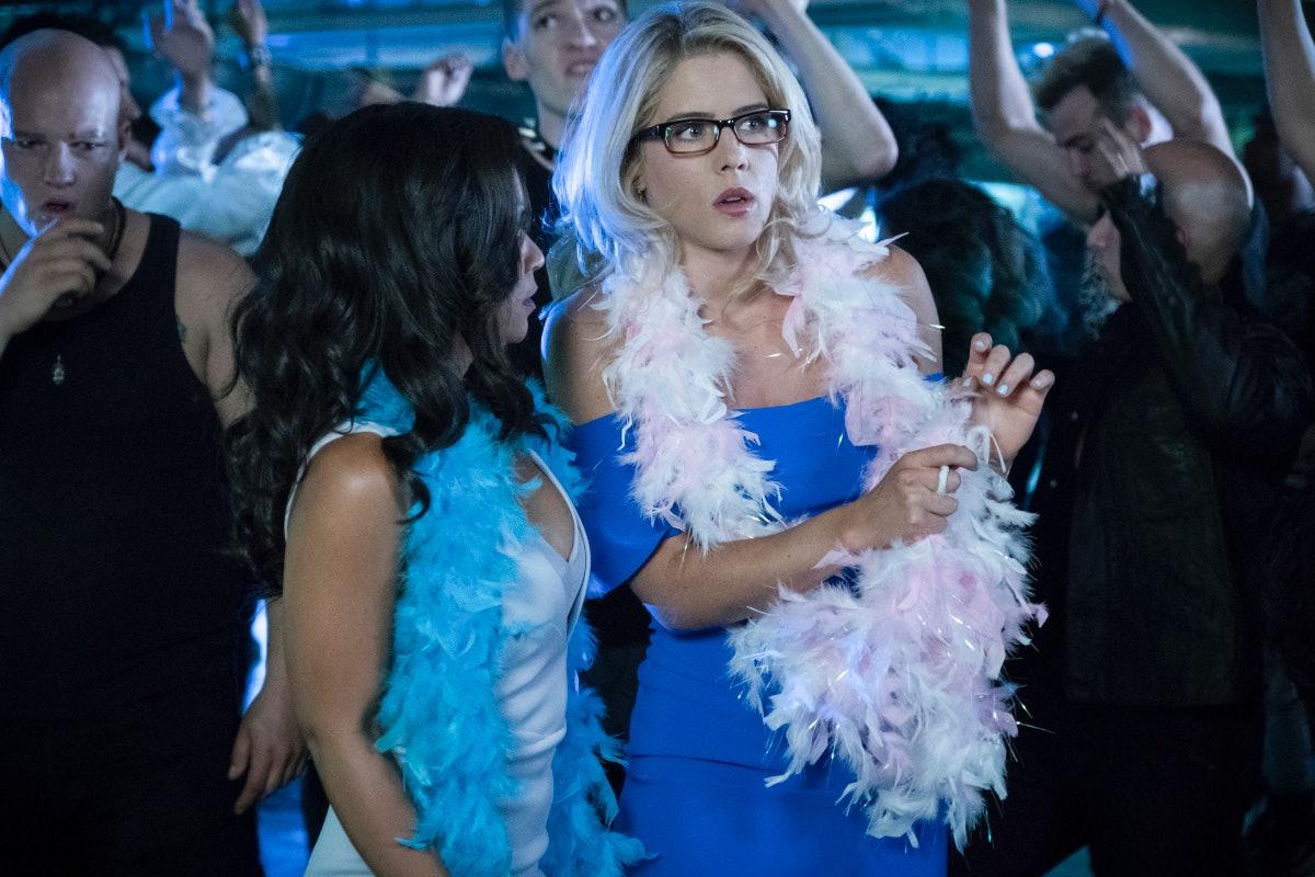 Felicity is delightful in this episode.