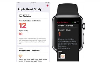 apple heart rate study