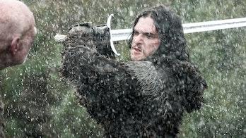 Kit Harington as Jon Snow in 'Game of Thrones