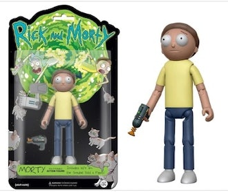 """Funko 5"""" Articulated Action Figure: R&M - Morty"""