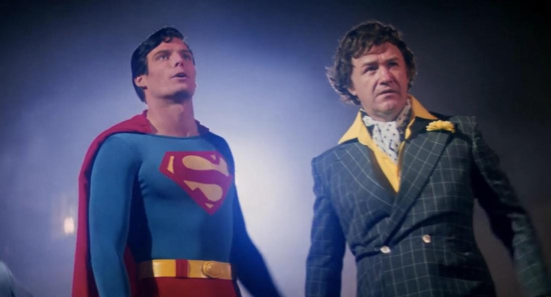 Superman Gene Hackman