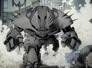 Batman's Justice Buster