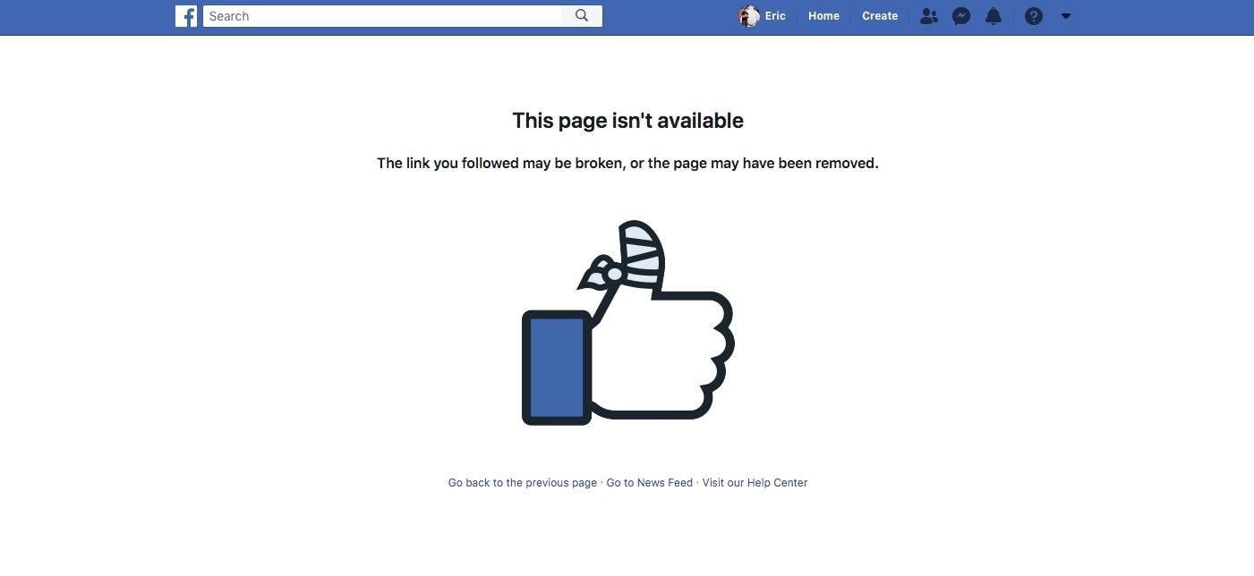 Facebook Marvel Pages