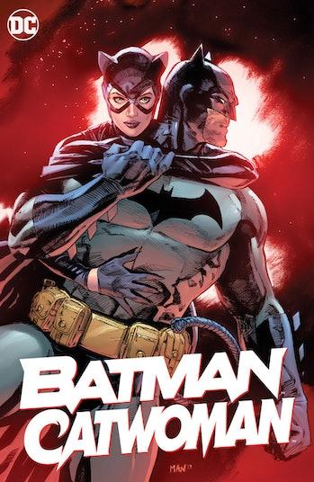 Batman Catwoman Tom King Clay Mann Hi-Fi