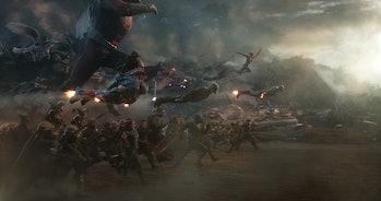 Avengers Endgame Marvel Studios